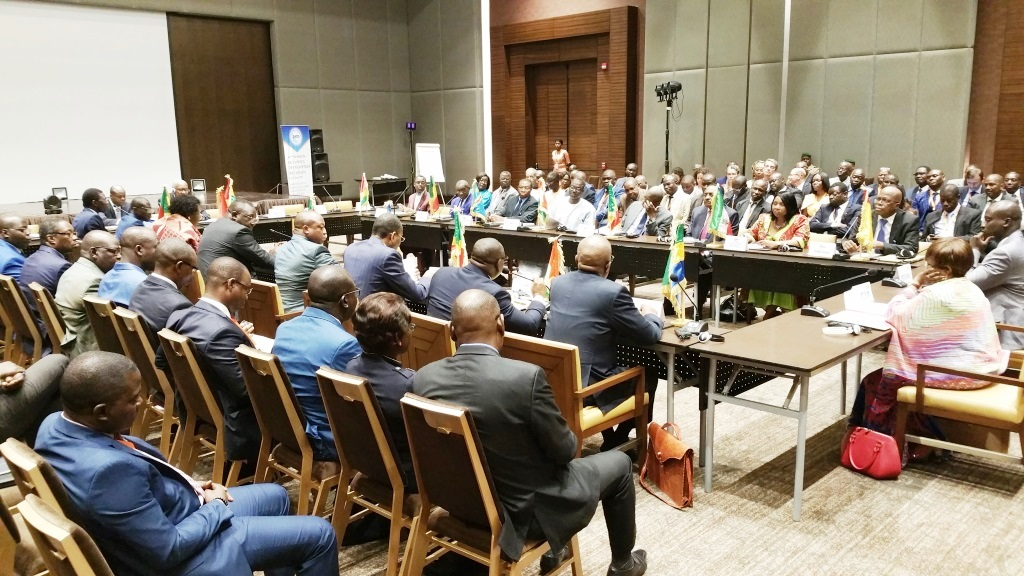 46th meeting of the Council of Ministers of Ohada in Libreville