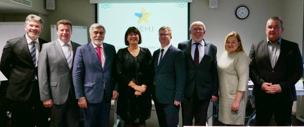 European Union of Judicial Officers: Constitutive General Assembly for its 25 Member Countries