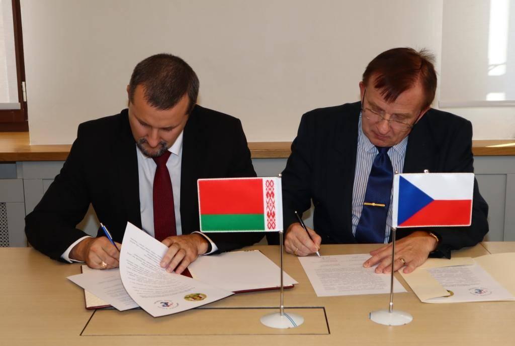 Signature in Prague of a Memorandum of Cooperation on Enforcement Proceedings