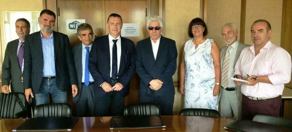 Rencontre avec le ministre de la justice de la République hellénique à Athènes