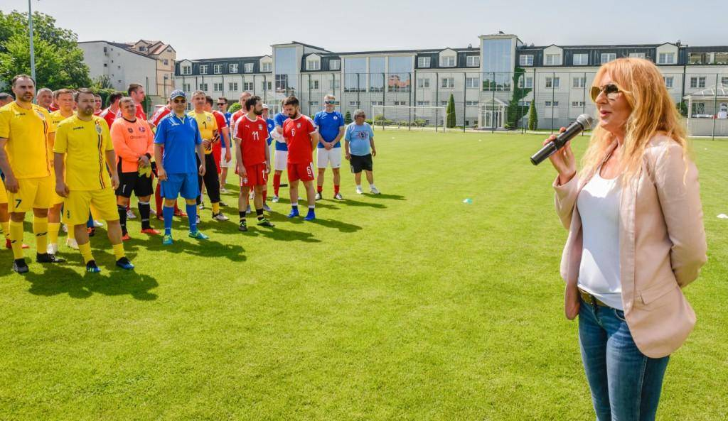 International Football Tournament, Serbia, Belgrade 7th – 8th June 2019