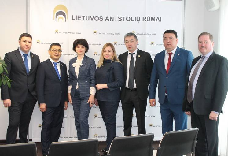 Lithuania is building bridge between Europe and Central Asia for exchange of experience of judicial officers