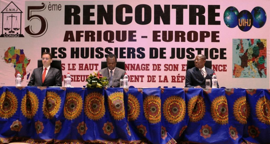 5th Africa Europe Meetings of Judicial Officers in Brazzaville: Towards an African Enforcement Title