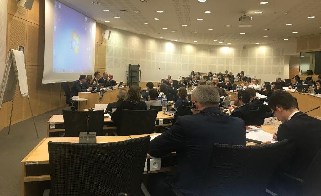 Adoption of a European Ethical Charter on the Use of artificial intelligence in judicial systems and their Environment at the 31st Plenary Meeting of the CEPEJ in Strasbourg on 3 and 4 December 2018