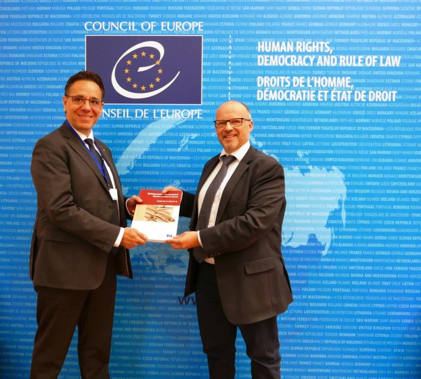 Publication of the 7th CEPEJ Report on European Judicial Systems