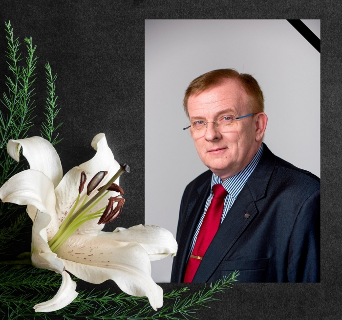 Death of Vladimír Plášil, President of the National Chamber of Judicial Officers of the Czech Republic