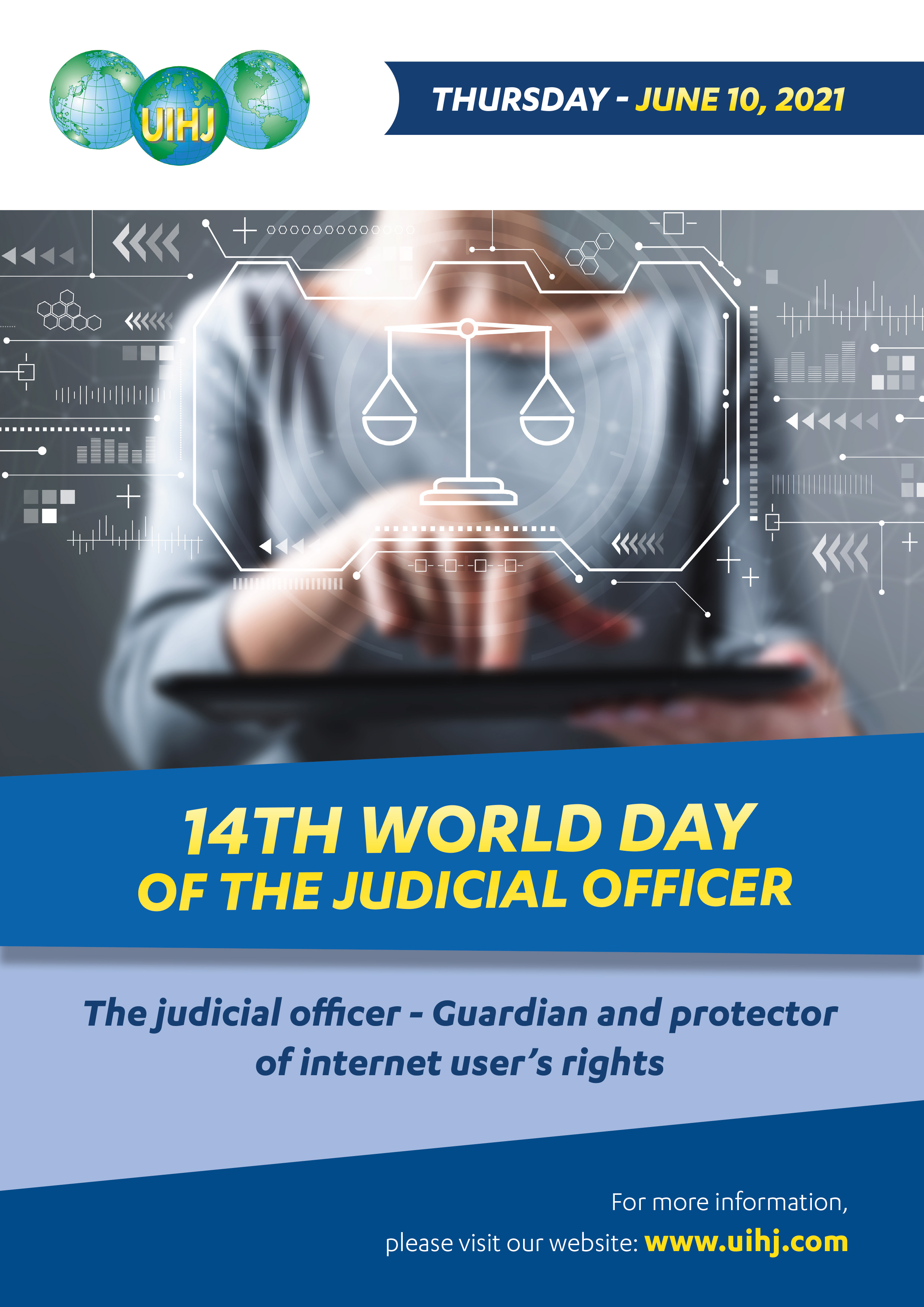14TH WORLD DAY OF THE JUDICIAL OFFICER 2021